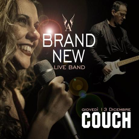 """BRAND NEW LIVE (Acoustic Duet) at  """"Couch Club"""" - Bari"""