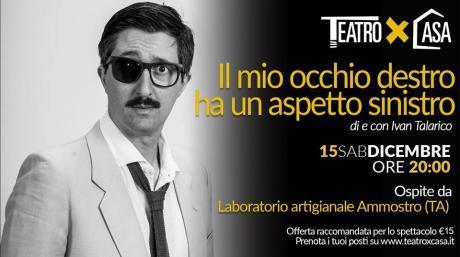 Ivan Talarico Tour: Ospite da Laboratorio Artigianale Ammostro