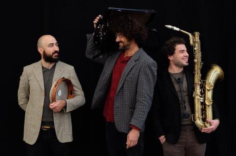"""""""Les Trois Lézards"""" in concerto domenica 16 dicembre a Manduria."""