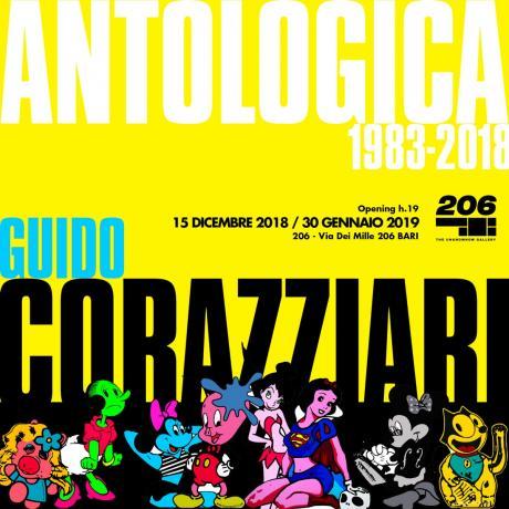 ANTOLOGICA 1983-2018 DI GUIDO CORAZZIARI