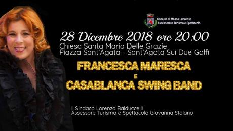 Francesca Maresca & Casablanca Swing Band