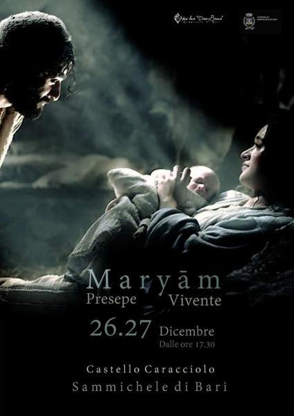 Maryàm - Presepe Vivente