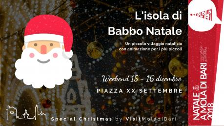 Special Christmas - L'isola di Babbo Natale