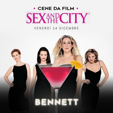 Cene da Film | Sex and The City
