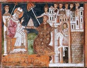 Un antico monastero nella città: I SANTI QUATTRO CORONATI AL CELIO