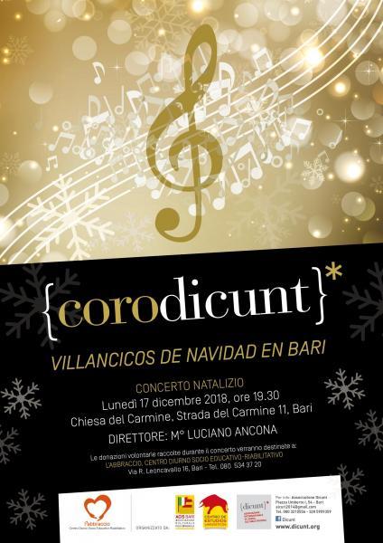 Concerto di Natale - Villancicos de Navidad