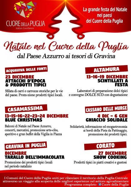 Natale nel Cuore della Puglia