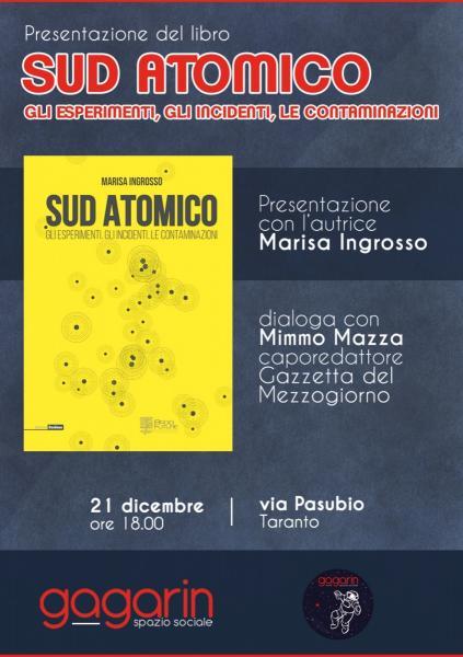 Sud atomico - Presentazione con Marisa Ingrosso
