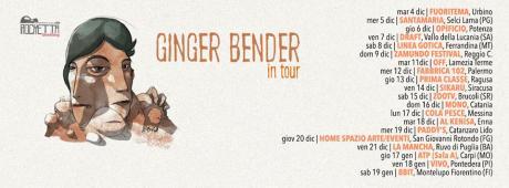 Ginger Bender [ Soul Folk ITA ] live at La Mancha