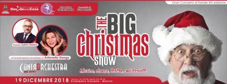 Gran concerto di Natale della Controrchestra BigBand