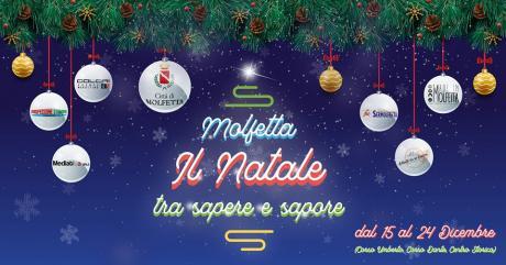 Musica, Food, teatro e musica Dal 21 al 24 dicembre gli eventi per il Natale in Centro a Molfetta