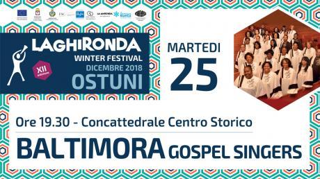 Ghironda Winter Festival - Baltimora Gospel Singers