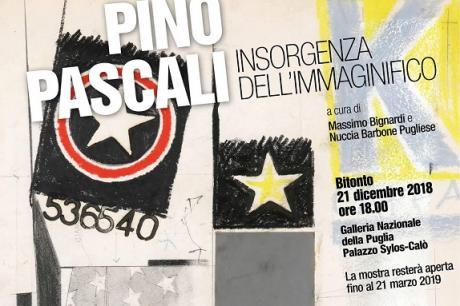 Mostra Pino Pascali - Insorgenza dell'immaginifico