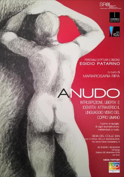 A NUDO - Mostra pittorica Egidio Patarino (Vernissage)