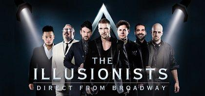 The Illusionist Direct from Broadway