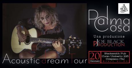 Palma Cosa live unplugged at BlackSmith Pub
