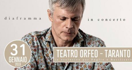 Diaframma L'Abisso Live - Teatro Orfeo