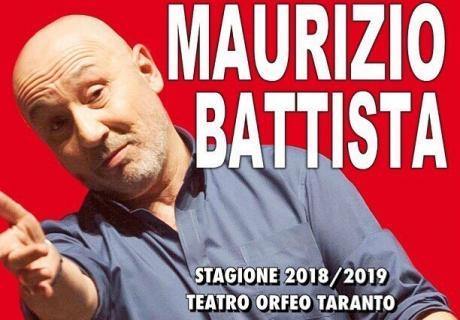 """Maurizio Battista in """"Scegli una carta"""""""
