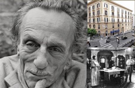 sabato 5 gennaio 2019  I luoghi di Eduardo De Filippo e Filomena Marturano