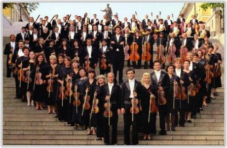 """Odessa Philarmonic Orchestra in """"Concerto di Capodanno"""""""