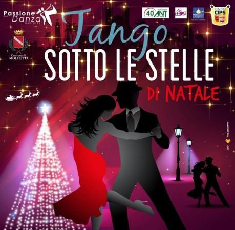 Tango sotto le stelle di Natale