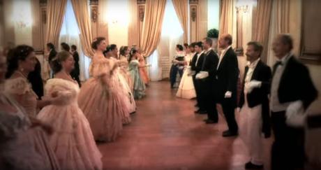"""""""Gran Ballo dell'Epifania"""" nel Palazzo Imperiali-Filotico di Manduria, sabato 5 gennaio."""