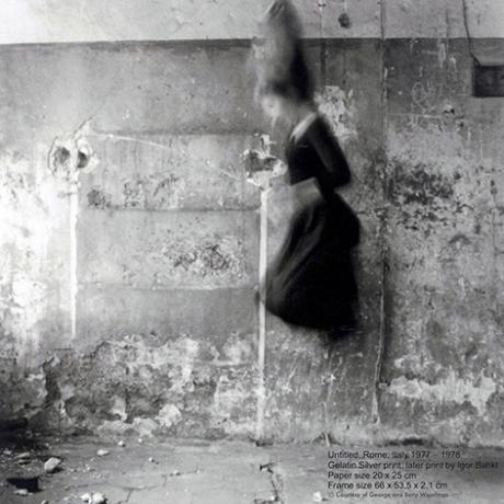 FRANCESCA WOODMAN - FOTOGRAFIE DALLA COLLEZIONE DI CARLA SOZZANI