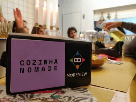 Food reality: a cena con i visori di realtà virtuale