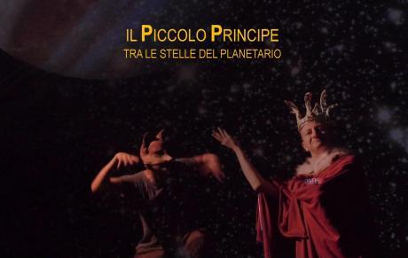 Epifania al Planetario di Bari con il teatro-scienza del Piccolo Principe tra le Stelle