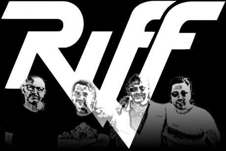 Riff60 002 Rock Band - Santo Graal Trani