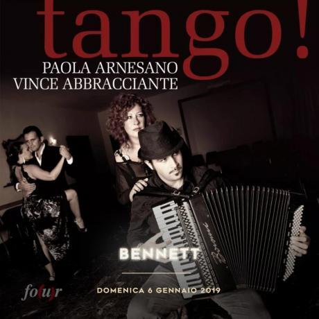 Tango! Paola Arnesano & Vince Abbracciante | Domenica Live Music