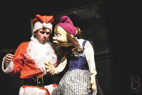 Un Babbo a Natale - la vera storia di Babbo Natale per finta