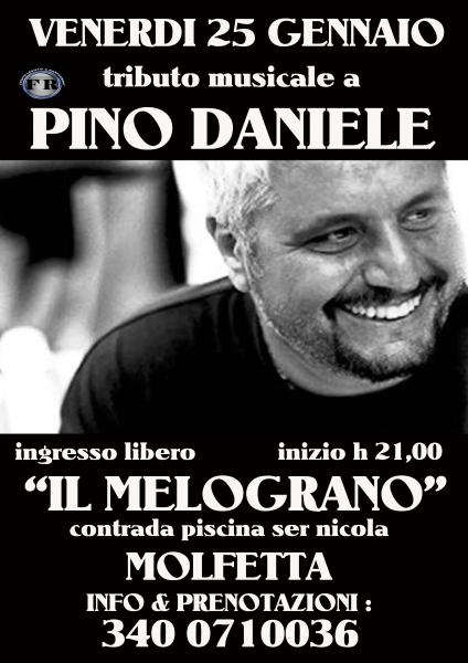 TRIBUTO  A PINO DANIELE