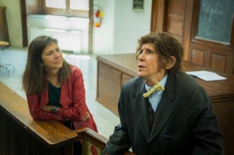 UNA RELAZIONE PER UN'ACCADEMIA con Marina Confalone al Teatro van Westerhout