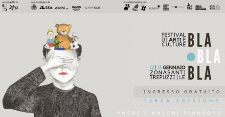 BLABLABLA Festival di Arti e Culture III edizione