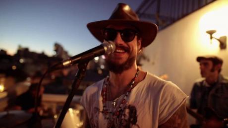 Barrio Viejo: la band dell'ex calciatore Pablo Daniel Osvaldo