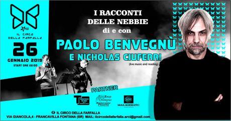 I Racconti delle Nebbie (di Paolo Benvegnù e Nicholas Ciuferri)
