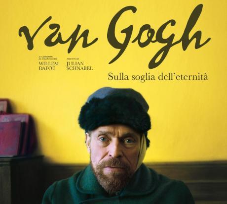 Van Gogh - Sulla soglia dell'eternità al Cinema Elio