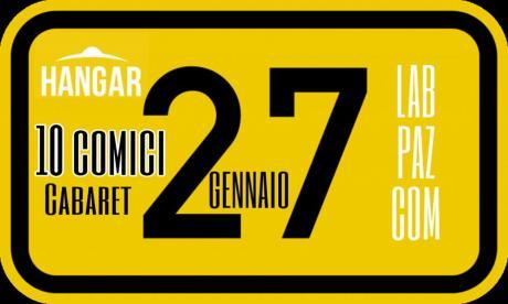 Cabaret, Spettacolo con 10 Comici E The Caldo ore18.30 Casamassima