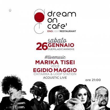 Marika Tisei & Egidio Maggio AcousticLive