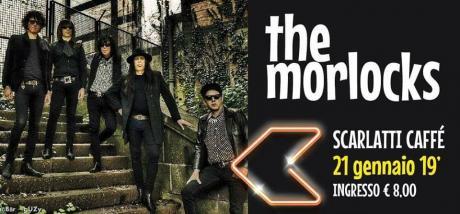 The Morlocks live at Scarlatti Caffè !!!