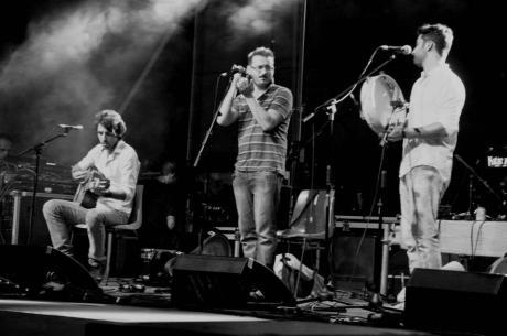 """Pizzica e musica popolare con gli """"Strittuli"""" per la festa di San Ciro"""