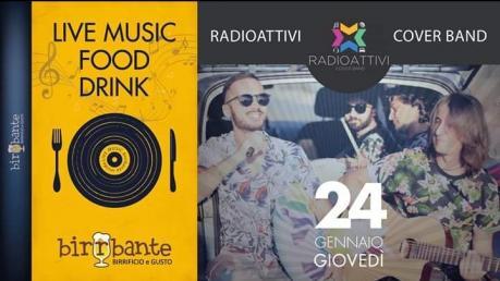 RadioAttivi - Ribbrante - Live