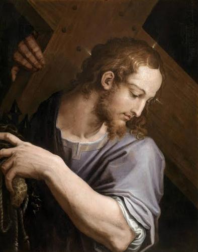 """In mostra per la prima volta """"Il Cristo Portacroce"""" di Giorgio Vasari"""