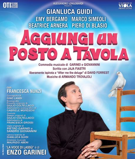 "Gianluca Guidi in ""Aggiungi un posto a tavola"""
