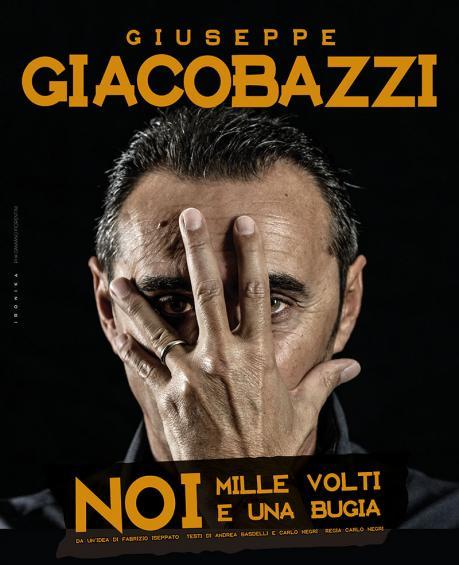 """Giuseppe Giacobazzi in """"Noi-Millevolti è una bugia"""""""