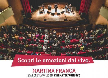 I Tiromancino a Martina Franca