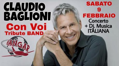 CONCERTO Claudio Baglioni Tribute + Dj.music Italiana