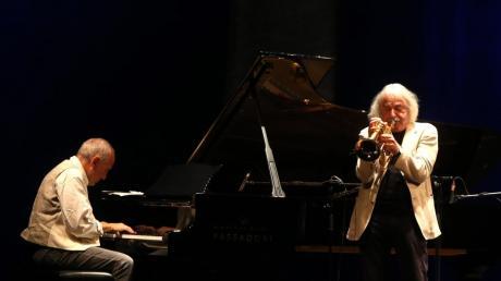 Enrico Rava e Danilo Rea in concerto