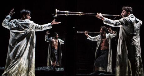 """""""Anfitrione"""" al teatro comunale Diana di Nocera Inferiore"""